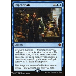 Magic löskort: Mystery Booster: Expropriate