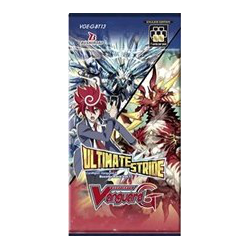 Cardfight!! Vanguard: Ultimate Stride Booster Pack
