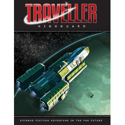 Traveller 4th ed: High Guard
