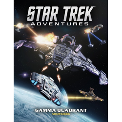 Star Trek Adventures: Gamma Quadrant