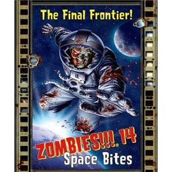 Zombies!!! 14: Space Bites