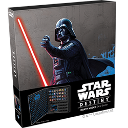 Star Wars: Destiny: Darth Vader Dice Binder