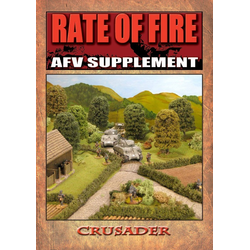 AFV Supplement (Tanks for WW2 Rate of Fire)