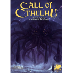 Call of Cthulhu: 7th Ed Keeper Rulebook
