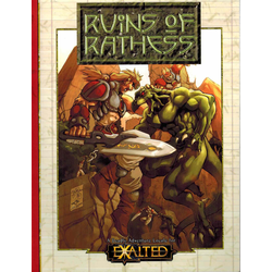 Exalted: Ruins of Rathess (Begagnad) )