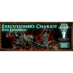 Dark Souls: The Board Game - Executioner's Chariot