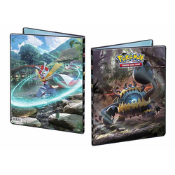 Ultra Pro 9-Pocket Portfolio Pokemon Crimson Invasion