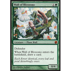 Magic löskort: From the Vault Twenty: Wall of Blossoms (Foil)