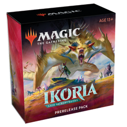 Magic the Gathering: Ikoria: Lair of Behemoth Prerelease Pack