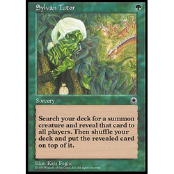 Magic löskort: Portal: Sylvan Tutor