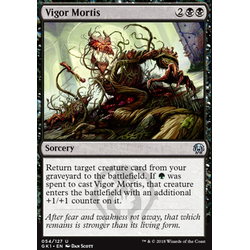 Magic löskort: Guild Kits: Vigor Mortis