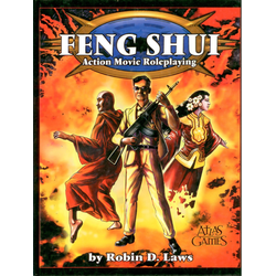 Feng Shui - Action Movie Roleplaying