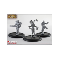 Mutant Chronicles RPG: Cybertronic Model Set
