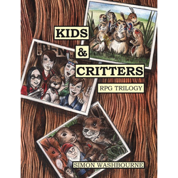 Kids & Critters RPG Trilogy
