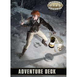 Savage Worlds RPG: Adventure Deck
