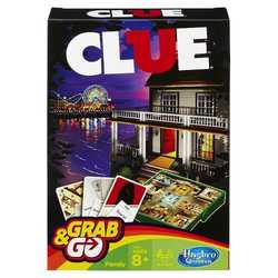 Cluedo Grab and Go (sv. regler)