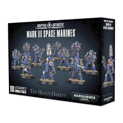 Adeptus Astartes Mark III Space Marines