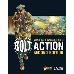 Bolt Action: Rulebook 2nd ed
