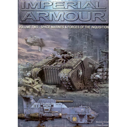 Imperial Armour Vol 2 - The Space Marines & Forces of the Inquisition