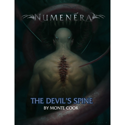 Numenera: The Devil's Spine (begagnad)