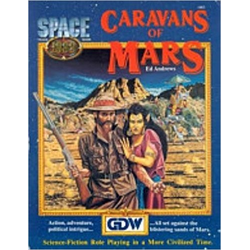 Space 1889: Caravans of Mars (begagnad)