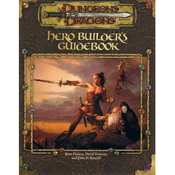 D&D 3.0: Hero Builder's Guidebook