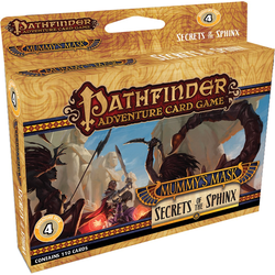 Pathfinder Adventure Card Game: Mummy's Mask: Secrets of the Sphinx