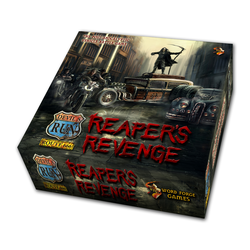 Devil's Run: Route 666 - Reaper's Revenge (1st ed core box)