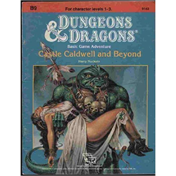 D&D: B9, Castle Caldwell and Beyond (1985)
