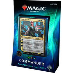Magic The Gathering: Commander Deck 2018 - Adaptive Enchantment