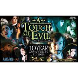 A Touch of Evil 10 Year Anniversary Ed.