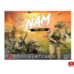'Nam Unit Cards – PAVN Forces in Vietnam