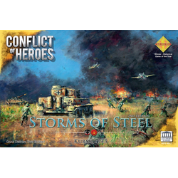 Conflict of Heroes: Storms of Steel 3rd ed