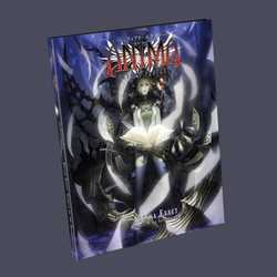 Anima - Beyond Fantasy: Arcana Exxet: Secrets of the Supernatural