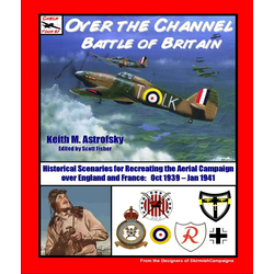 Over the Channel (Battle of Britain Scenarios for Check Your 6)