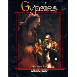 The World of Darkness: Gypsies. (Begagnad) )