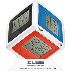 DGT Cube 6-player Game Timer
