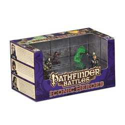Pathfinder Battles: Iconic Heroes Set 7