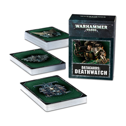 Data Cards: Deathwatch