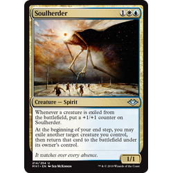 Magic löskort: Modern Horizons: Soulherder