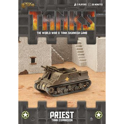 TANKS:American Priest Tank Expansion