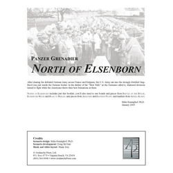 Panzer Grenadier: North of Elsenborn
