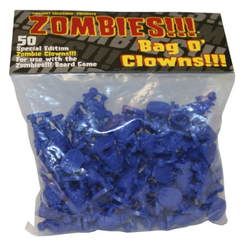 Zombies!!!: Bag o' Clowns!!! (non-glow)