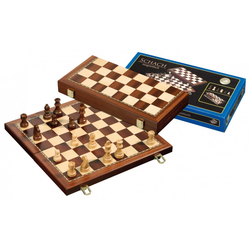 Schack/Chess Set, field 42 mm, Magnetic