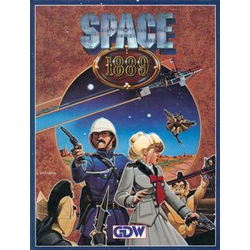 Space 1889: Core Rulebook