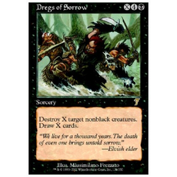 Magic löskort: 7th Edition: Dregs of Sorrow