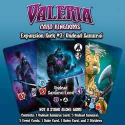 Valeria: Card Kingdoms - Undead Samurai Lord
