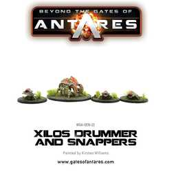 Beyond the Gates of Antares: Xilos Snapper and Drummer