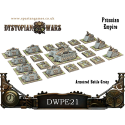 Prussian Empire Armoured Battle Group v1.0
