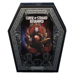 D&D 5.0: Curse of Strahd Revamped